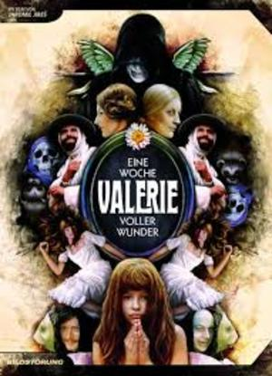 Valerie and Her Week of Wonders poster