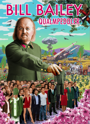 Qualmpeddler poster