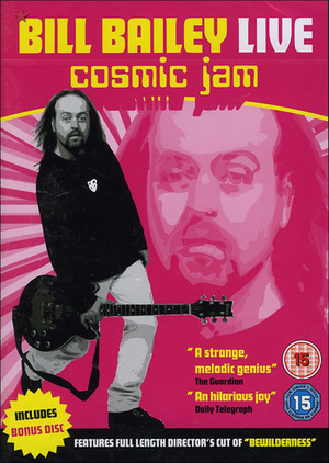 Bill Bailey Live - Cosmic Jam poster