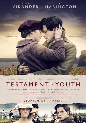 Testament of Youth poster