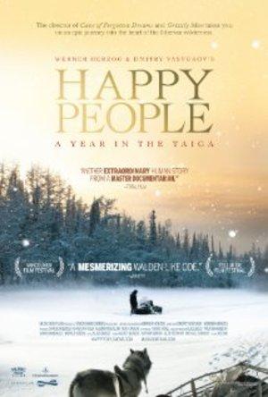 Lyckliga Människor poster