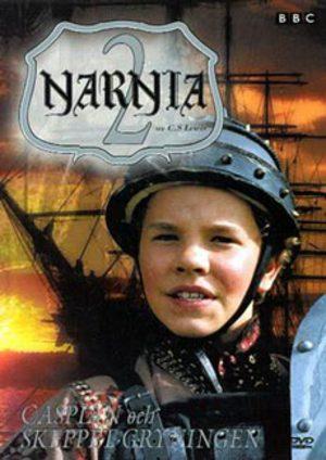 Narnia 2 - Caspian & skeppet Gryningen poster