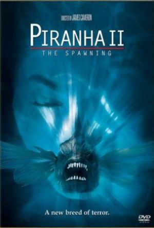Piraya II - De flygande mördarna poster