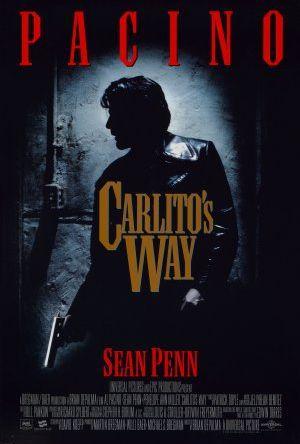 Carlito's Way poster