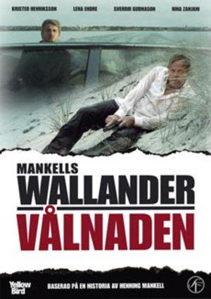 Wallander - Vålnaden poster
