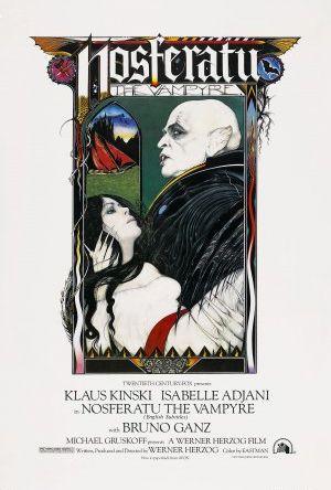 Nosferatu - nattens vampyr poster
