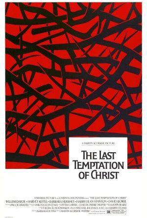 Kristi sista frestelse poster
