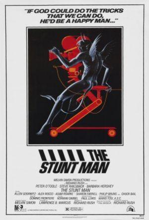 Stuntmannen poster