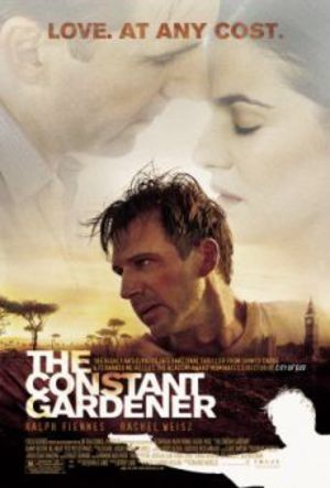 The Constant Gardener poster