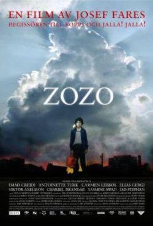 Zozo poster
