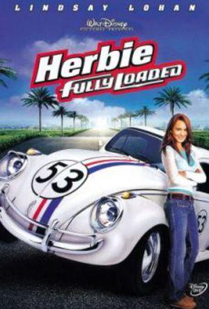 Herbie: Fulltankad poster