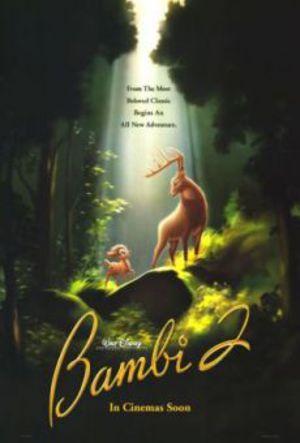 Bambi II poster
