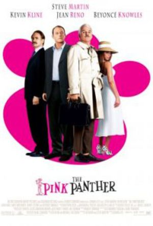 Rosa Pantern poster