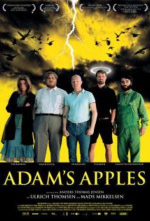 Adams äpplen poster