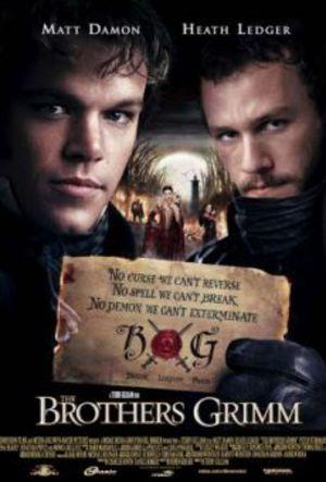 Bröderna Grimm poster