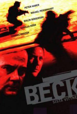 Beck - Sista vittnet poster