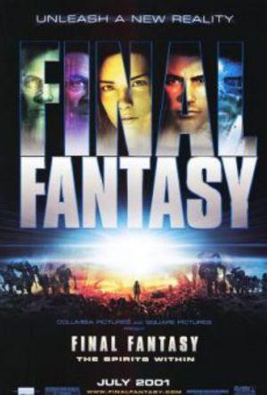 Final Fantasy poster