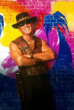 Crocodile Dundee i Los Angeles poster