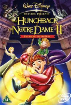 Ringaren i Notre Dame 2 poster