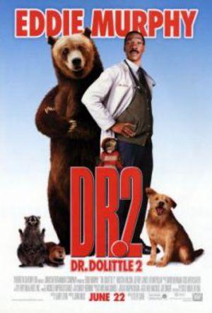 Dr Dolittle 2 poster