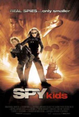 Spy Kids poster