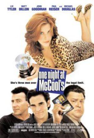 En sen kväll på McCools poster