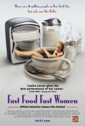 Fast Food Fast Women poster
