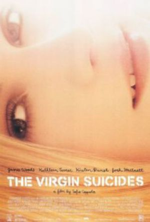 Virgin Suicides poster