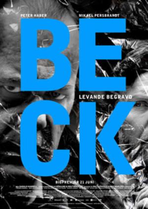 Beck - Levande begravd poster