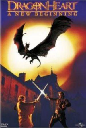 Dragonheart 2 - En andra chans poster