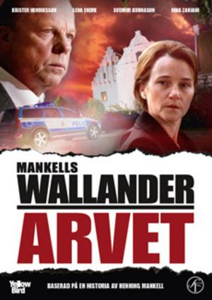 Wallander - Arvet poster