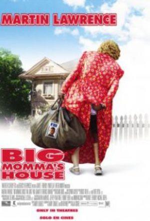 Big Mommas hus poster