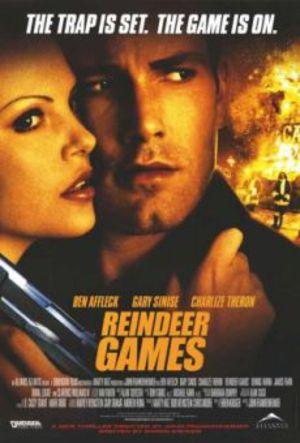 Reindeer Games - Dubbelspel poster