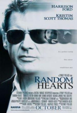 Random Hearts - Stulen lycka poster