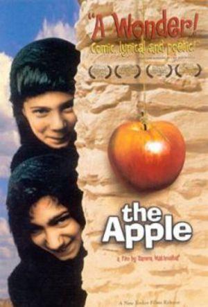 Äpplet poster