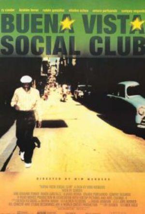 Buena Vista Social Club poster