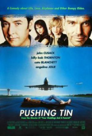 Pushing Tin poster