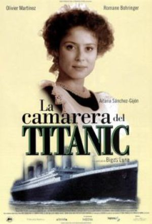 I skuggan av Titanic poster