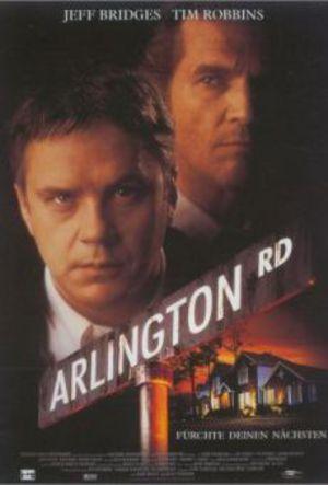 Arlington Road poster