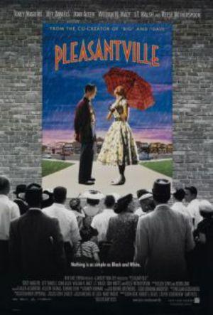 Välkommen till Pleasantville poster