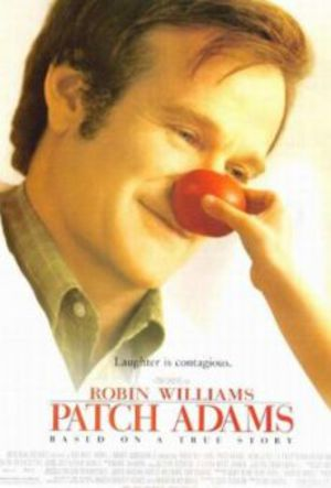 Patch Adams poster