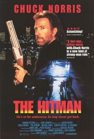 The Hitman poster