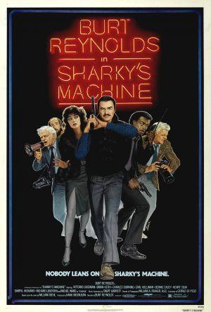 Ingen knäcker Sharky poster