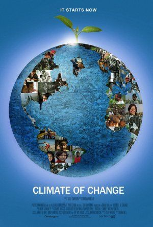 Climate of Change poster