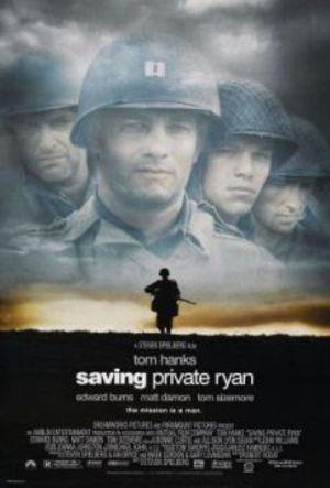 Rädda menige Ryan poster