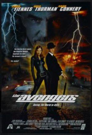 The Avengers - Hämnarna poster