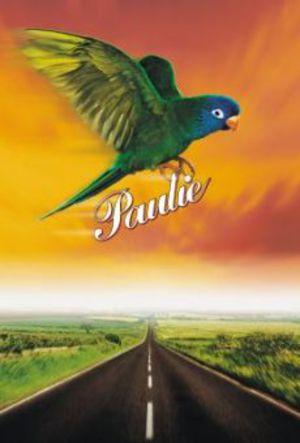 Paulie - Papegojan som pratade för mycket poster