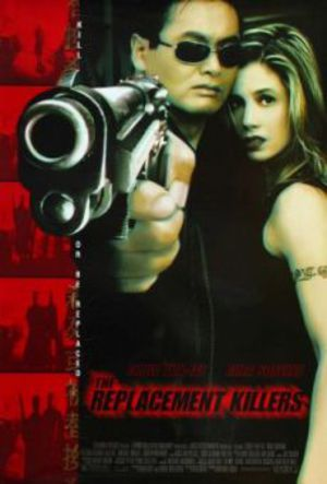 Replacement Killers poster