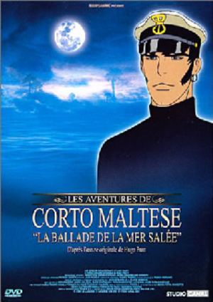 Corto Maltese - La ballade de la mer salée poster