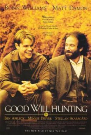Will Hunting poster